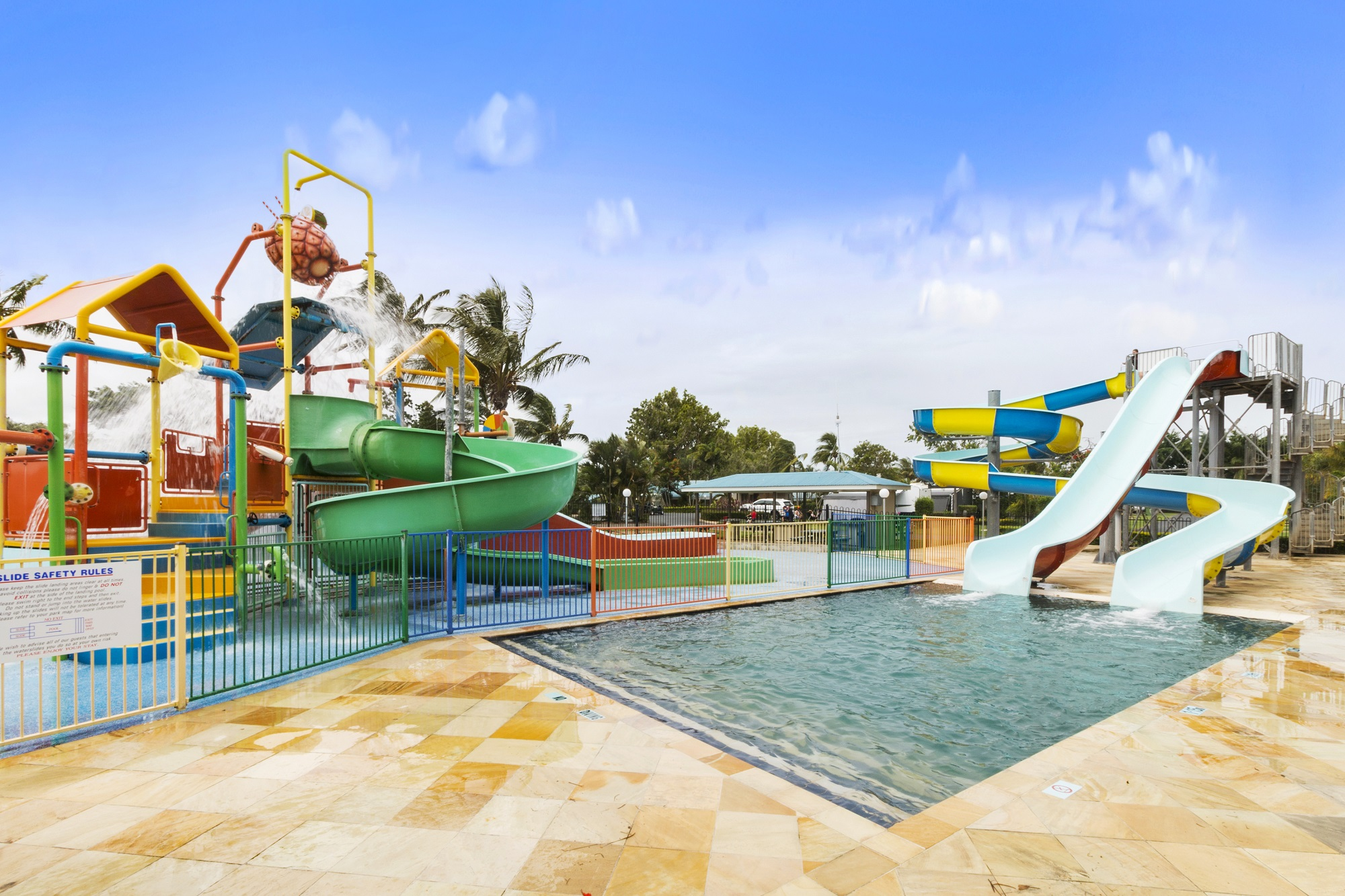 Coolwaters Yeppoon Holiday & Caravan Park, Capricorn Coast
